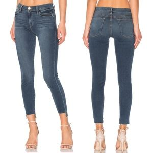 Frame Le High Skinny Jeans Woodhaven Size 25
